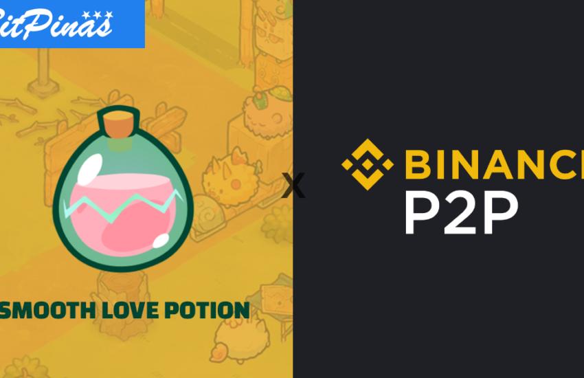 Ahora puede cambiar directamente de SLP a PHP en Binance P2P