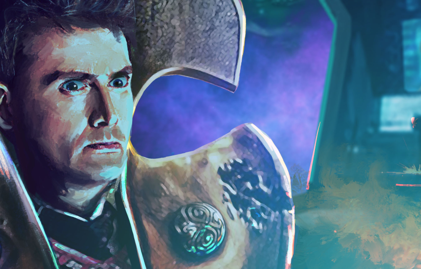 doctor who worlds apart time lord victorious artwork