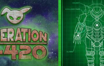 Green Rabbit Operation T420