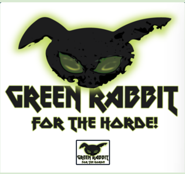 GREEN RABBIT NFT