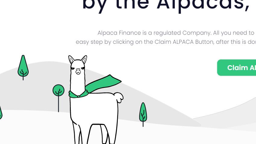 alpaca token