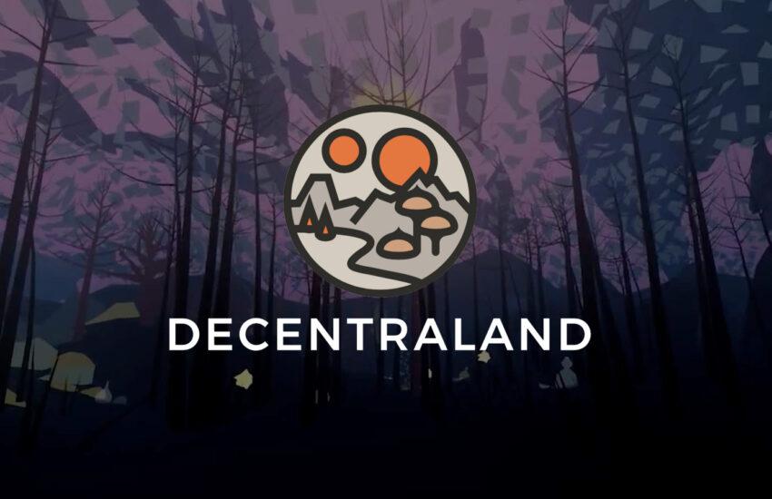 decentraland mana token