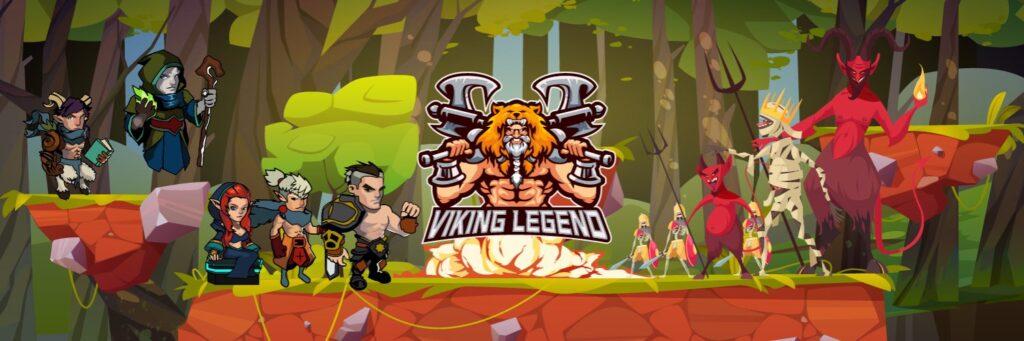 viking legend token