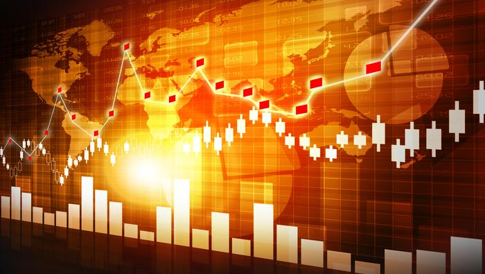 AUD/USD Sinks Alongside Dow Jones as Sentiment Sours, Chinese Data Eyed