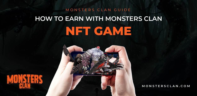 monsters clan nft