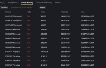 historial transacciones binance