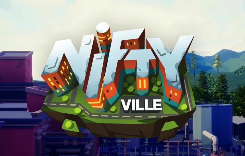 niftyville logo artwork trailer