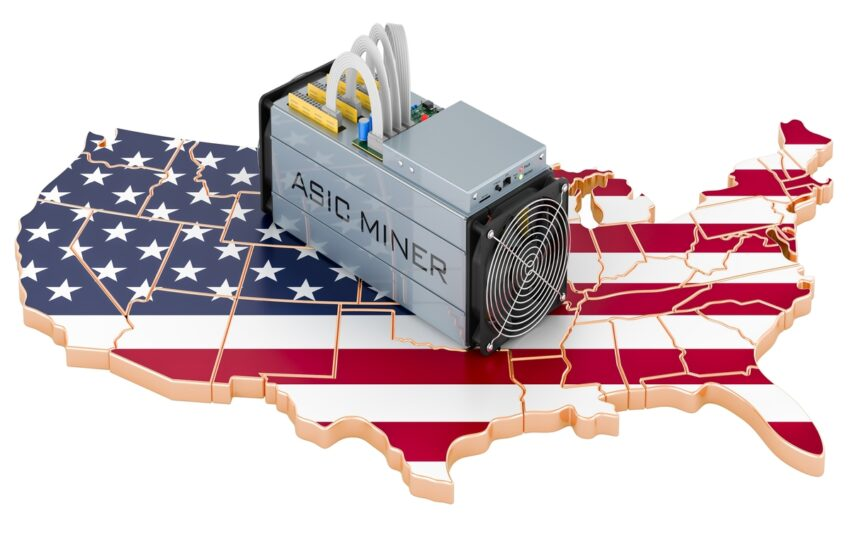 US Becomes Largest Bitcoin Mining Hub After China