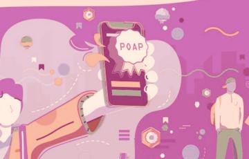 La aplicación Ethereum Badge POAP está escalando para avanzar