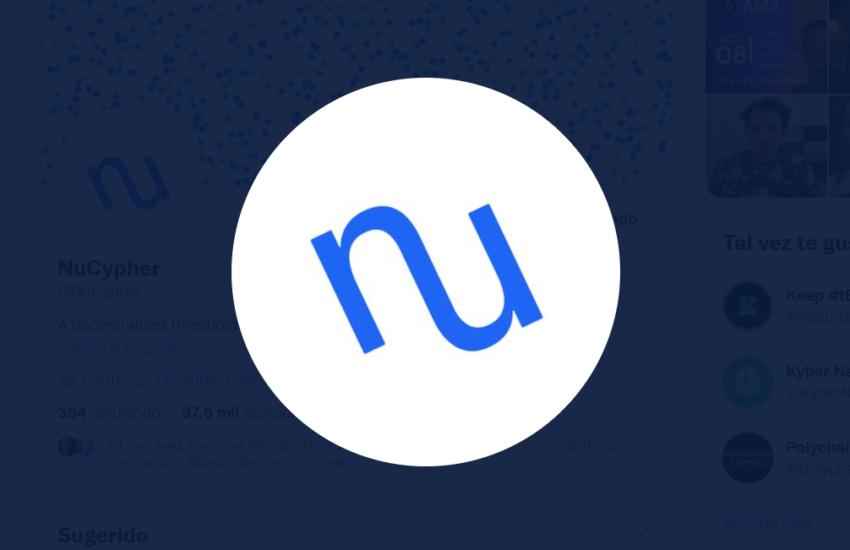 nucypher nu token